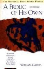 A Frolic of His Own, William Gaddis, 0671669842, Book, Acceptable
