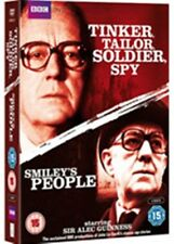 Tinker Tailor Soldier Spy + Smileys People Smiley's 4xDVD R4
