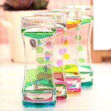 Best Floating Color Mix Liquid Oil Timer Dropper Motion Visual Desktop Toys