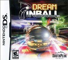 Dream Pinball 3D (Nintendo DS) Lite Dsi xl 2ds 3ds xl
