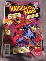 Radioactive Man Comic #197 (1994) Bongo The Simpsons Kirby Homage New Gods NM 9