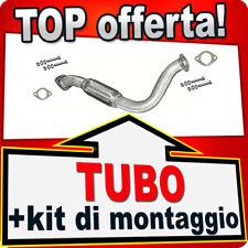 Tubo anteriore FORD FOCUS I / FORD TRANSIT & TOURNEO CONNECT 1.8 2.0 197