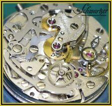 Réparation Révision Lemania 1873 mécanique à remonter manuellement Chronographe