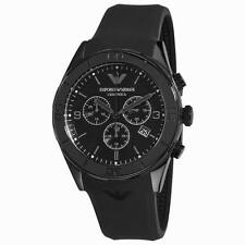 Men's Watches Emporio Armani AR1434 Sport Watch Ceramica Chronograph Date