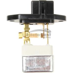 One New DENSO HVAC Blower Motor Resistor 2468101630 for Lexus for Toyota
