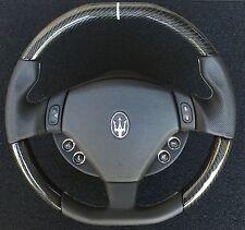 MASERATI GRANTURISMO MC STRADALE Carbon Genuine Steering Wheel Volante Lenkrad