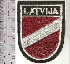 Germany & Latvia Foreign Legion Latvija Volunteers Shield Werhmacht Army 2