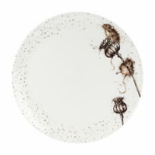 Royal Worcester Wrendale Dinner Plate - Mouse - 26.7 cm / 10.5 inch