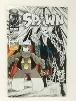 Spawn #10 McFarlane Image Comic 1st Print 1992 NM Jamie Foxx Movie