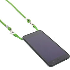 Custodia Con per Cellulare Gigaset GS160/GS170 Nastro Corda Spago Verde