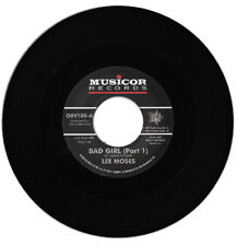 Lee Moses Bad Girl (Part 1) / (Part 2) Northern Soul Outta Sight