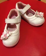 Stride Rite, white leather, size 6M / EU 22