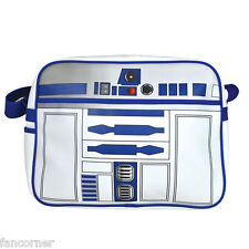 Star wars sacoche Officielle D2R2 sac bandoulière besace R2D2 messenger bag