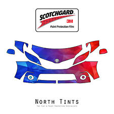 Toyota Sienna SE 2011-2017 PreCut 3M Scotchgard Paint Protection Clear Bra Kit