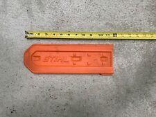 """00007929177 GENUINE STIHL CHAINSAW SCABBARD 25/"""" 63cm ROLLOMATIC E ES"""
