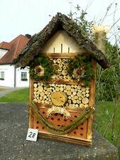Insektenhotel für Wildbienen /  Schmetterling und Co.   (28)