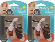 Safety 1st Custom Fit All Purpose Strap - 2 Count