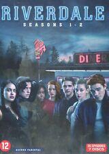 Riverdale : Seasons 1 & 2 (7 DVD)
