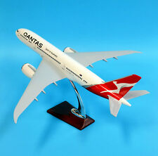 New QANTAS 1:162 Fibreglass Resin Boeing 787 Aircraft Plane Model 45cm Large