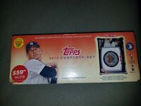 2010 Topps baseball Complete Factory sealed set Target Exclusive with MANTLE
