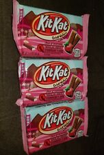 3 Kit Kat Flavor of California Strawberry Limited Edition  candy bars 4/19
