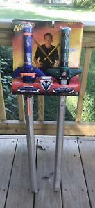 Nerf N-Force 2009 Rare VHTF 2 Pack Thunder Fury And Shadow Fury BRAND NEW
