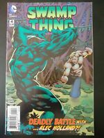 SWAMP THING #4 (2016 DC Comics) VF/NM Comic Book
