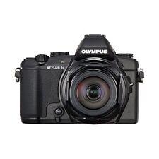 Near Mint! Olympus Stylus 1S Black - 1 year warranty