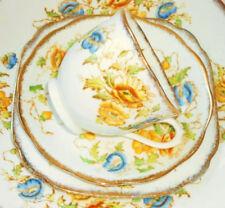 Tea Cup & Saucer Moss Rose Royal Albert Porcelain & China
