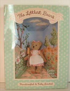 Gund The Littlest Bears Mother 7001 - Fully Jointed 1994 NEW IN BOX
