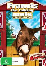 Francis The Talking Mule (DVD, 2016, 6-Disc Set)