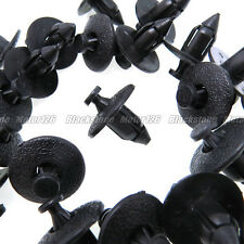 80 Pcs Trim Panel Bumper Fascias Fastener Rivet Retainer Clips For Volvo 3541113