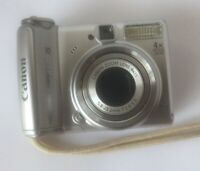 Canon PowerShot A570 IS 7.1 MP Digital Camera 4x Zoom