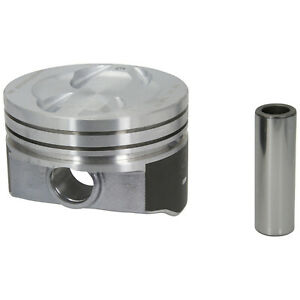SPEED PRO Hypereutectic H815DCP Pistons 8-PACK for Chevy 350 5.7