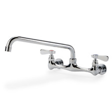 Kitchen Restaurant Faucet 8In Center Splash Replacements Accessories L And J Imp