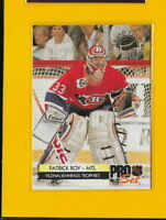 25910 PATRICK ROY 1992/93 PRO SET AWARD WINNERS CANADIENS CARD #CC2 BK$12.50 🏒