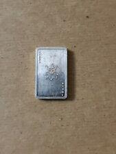 10 gram  Silver Bar .999 Fine Joker