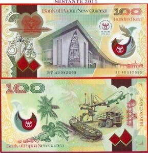 $ PAPUA NEW GUINEA - 100 KINA 2013 - Commemorative  - Polymer - P 46 - UNC