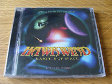 CD Double: Hawkwind : Knights Of Space : Live London Astoria 2007 :  Sealed