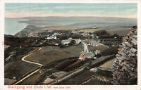 Blackgang and Chale, Isle of Wight, Great Britain, Early Postcard, Unused