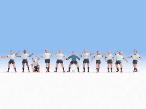 Fußballteam Deutschland 15965 von Noch