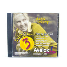 Avelox Velocity SWING TIME 3 Swinging with TOMMY DORSEY CD Factory Sealed