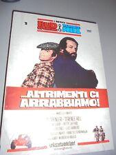 DVD N°1 I MITICI BUD SPENCER & TERENCE HILL ALTRIMENTI CI ARRABBIAMO!