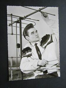 Ted Herold __  Autogrammkarte ohne Autogramm ___87.)