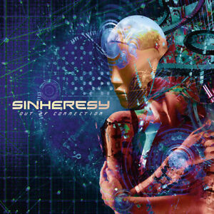 Sinheresy - Out Of Connection - CD DIGIPACK NEW