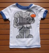 Carter's Just For You KNIGHT IN SHINING ARMOR Play Dress Up Shirt Baby Boy 18M