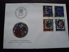 SUISSE - enveloppe 1er jour 29/5/1970 (cy97) switzerland