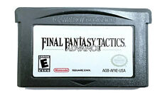 Final Fantasy Tactics Advance Authentic/Tested Made In Japan Fast Free Shipping