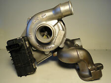 Turbo Turbocharger Ford Mondeo/Jaguar X-Type 2.0 TDCi-D 96 Kw/130 Cv 728680-0010