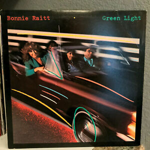 """BONNIE RAITT - Green Light - 12"""" Vinyl Record LPs - EX"""